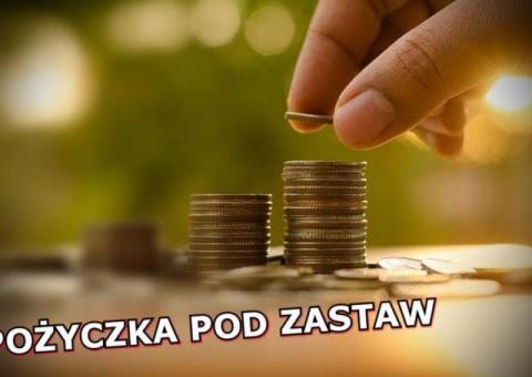 Prywatne finansowanie - pożyczka pod zastaw
