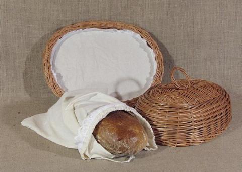 Wiklinowe kosze do domu, na pranie, kufry, tace, chlebaki